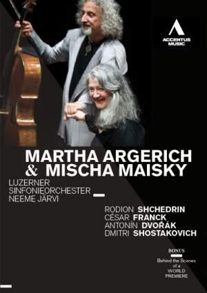 Martha Argerich & Mischa Maisky Product Image