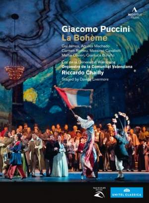 Puccini: La Bohème Product Image