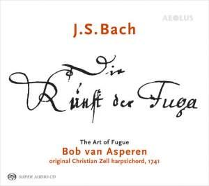 J. S. Bach: The Art of Fugue