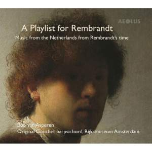 A Playlist for Rembrandt Product Image