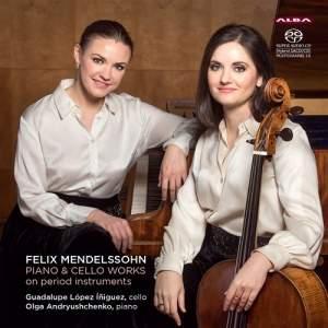 Mendelssohn: Piano & Cello Works Product Image