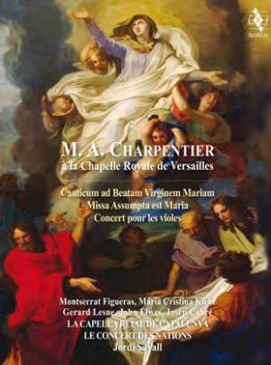 Marc-Antoine Charpentier at the Royal Chapel in Versailles