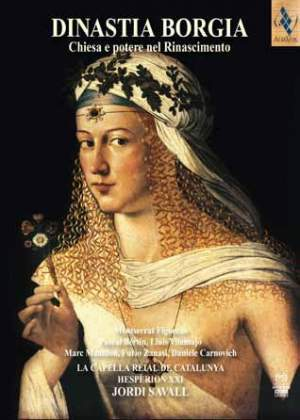 Dinastia Borgia: The Borgia Dynasty