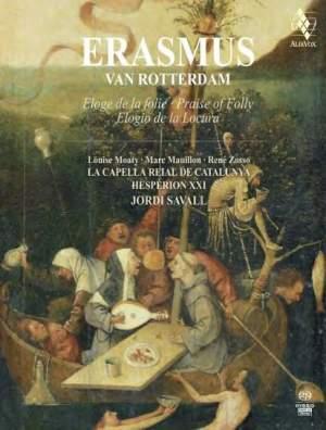 Erasmus van Rotterdam: In Praise of Folly