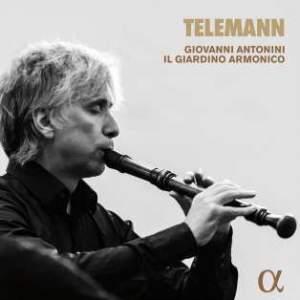 Telemann: Music for Recorder - Vinyl Edition