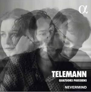 Telemann: Paris Quartets