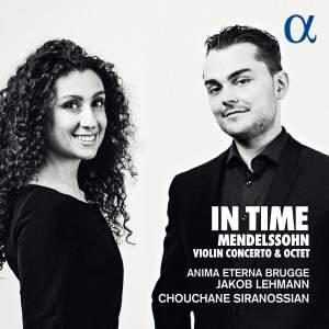 In Time - Mendelssohn: Violin Concerto & Octet