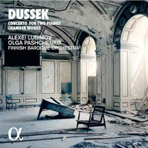 Dussek: Concerto For Two Pianos & Chamber Works Product Image