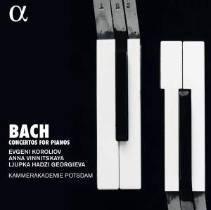 JS Bach: Concertos for Pianos Product Image