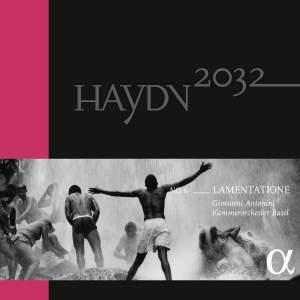 Haydn 2032 Volume 6 - Lamentatione - Vinyl Edition