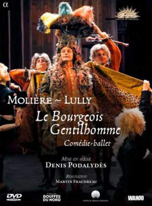 Molière / Lully: Le Bourgeois Gentilhomme
