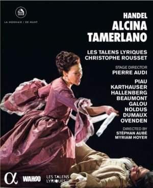 Handel: Alcina & Tamerlano Product Image