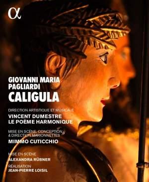 Pagliardi: Caligula Product Image
