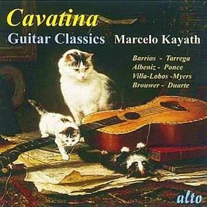 Cavatina: Guitar Classics
