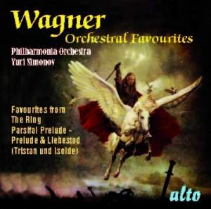 Wagner - Orchestral Favourites from the operas