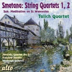 Smetana & Janacek - String Quartets