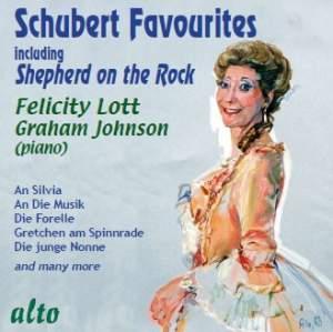 Felicity Lott sings Schubert Favourites