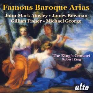 Favourite Baroque Arias
