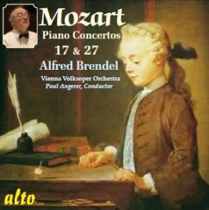 Mozart - Piano Concertos Nos. 17 & 27