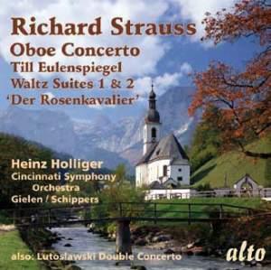 R. Strauss: Oboe Concerto & Till Eulenspeigel