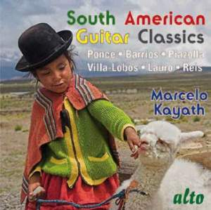 Guitar Classics of South America