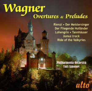 Wagner: Favourite Overtures and Preludes