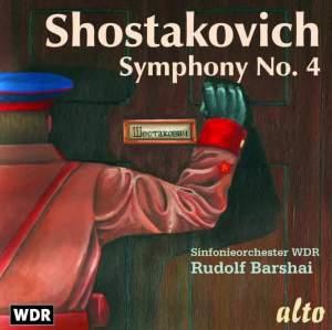 Shostakovich: Symphony No. 4 in C minor, Op. 43