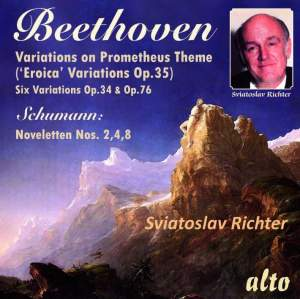 Richter plays Beethoven & Schumann