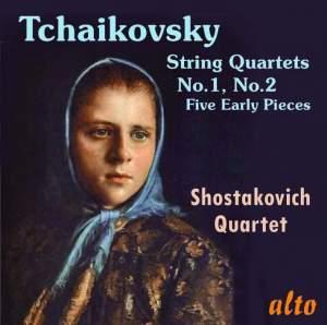 Tchaikovsky: String Quartets Nos. 1 & 2