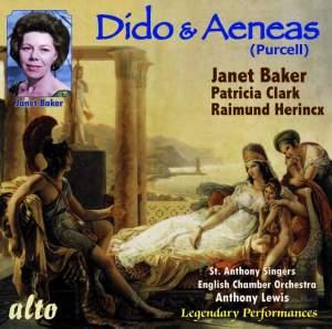 Purcell: Dido & Aeneas (plus Bonus Arias)
