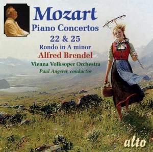 Mozart Piano Concertos Nos. 22 & 25 & Rondo K511