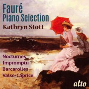 Fauré: Piano Selection