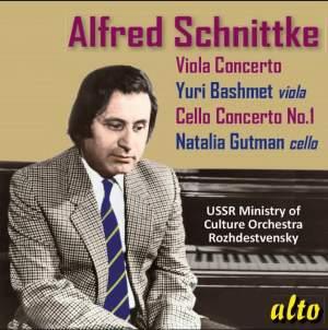 Schnittke: Viola & Cello Concerto No. 1