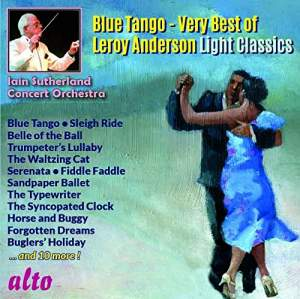 Blue Tango: Very Best of Leroy Anderson