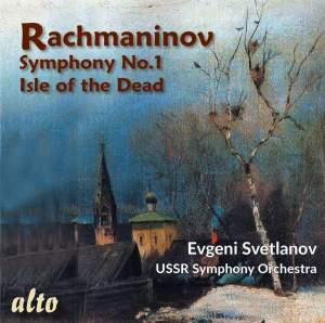 Rachmaninov: Symphony No.1 & Isle of the Dead Product Image