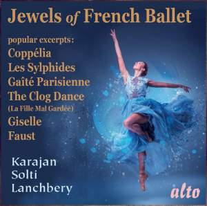 Jewels from French Ballet Product Image
