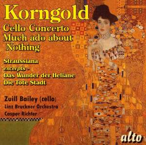 Korngold: Cello Concerto Product Image