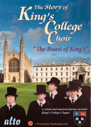 The Story of King's College Choir & Chapel, Cambridge Product Image