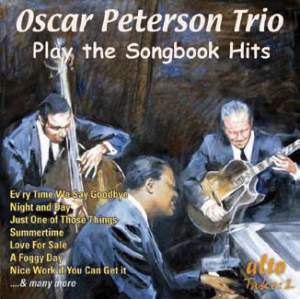 Oscar Peterson Trio plays Songbook Hits