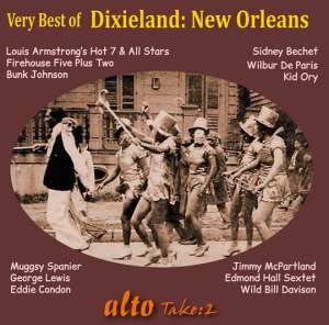 Very Best of: Dixieland New Orleans