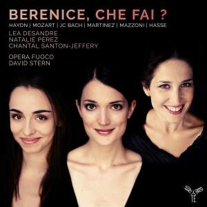 Berenice, che fai?