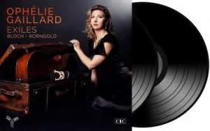 Ophélie Gaillard: Exiles - Vinyl Edition