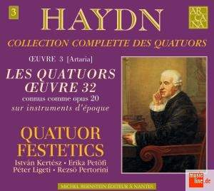 Haydn: String Quartets Op. 32