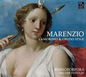 Marenzio: L'Amoroso & Crudo Stile Product Image