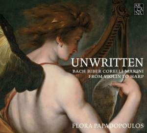 Unwritten: From Violin to Harp