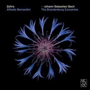 JS Bach: Brandenburg Concertos Product Image