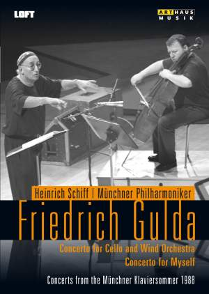 Friedrich Gulda: Concerto for Cello and Wind Orchestra
