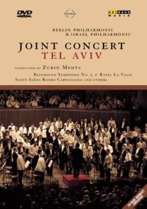 Joint Concert Tel Aviv