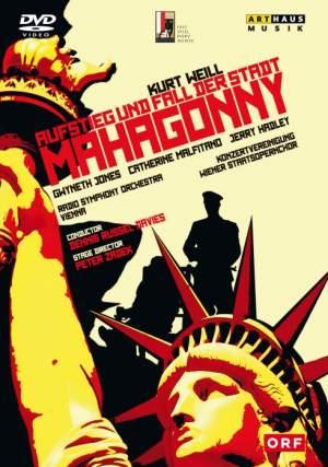 Weill, K: Aufstieg und Fall der Stadt Mahagonny