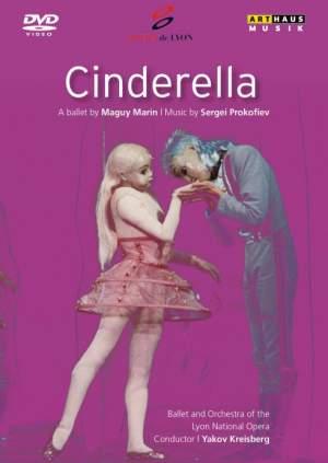 Prokofiev: Cinderella, Op. 87 Product Image